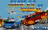 Chase H.Q. II: Special Criminal Investigation Atari ST Title screen