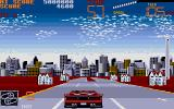 Chase H.Q. II: Special Criminal Investigation Atari ST The chase is on