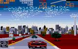 Chase H.Q. II: Special Criminal Investigation Atari ST Small roads and Sunday drivers...