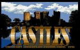 Castles Atari ST Title screen