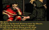 Castles Atari ST As a king you have to make difficult decisions
