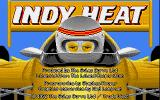 Danny Sullivan's Indy Heat Atari ST Title screen