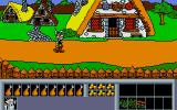 Asterix: Operation Getafix Atari ST The starting location