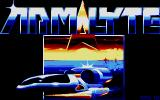 Armalyte: The Final Run Atari ST Title screen