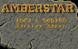 Amberstar Atari ST Title screen