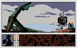 Passengers on the Wind Atari ST The starting location