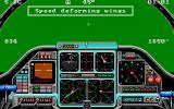 Chuck Yeager's Advanced Flight Trainer 2.0 Atari ST I'm going to fast