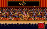 Circus Games Atari ST Riding