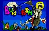 Bug Bash Atari ST Title screen