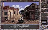 Black Sect Atari ST The starting location