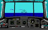 Battlehawks 1942 Atari ST Flying in formation