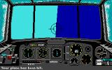 Battlehawks 1942 Atari ST I'm hit