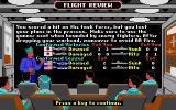 Battlehawks 1942 Atari ST Flight results