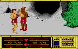Bangkok Knights Atari ST The fight is on