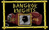 Bangkok Knights Atari ST This is my next opponent