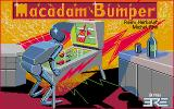 Macadam Bumper Atari ST Title screen