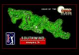 PGA Tour Golf II Genesis The Southwind course