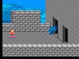 The Simpsons: Bart vs. the World NES Bart skateboarding on the Chinese wall. Dragons everywhere...