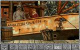 Amazon: Guardians of Eden DOS The Amazon Queen, hey, I thought that was a plane! (VGA)