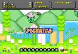 Super Fantasy Zone Genesis Picknica level