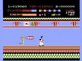 Kung-Fu Master NES Dragons and other creatures can slow your progress