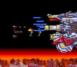 Air Buster TurboGrafx-16 Phase 1 boss