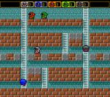 Battle Lode Runner TurboGrafx-16 Game in progress