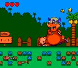 Bonk 3: Bonk's Big Adventure TurboGrafx-16 The first level - what's that thing?