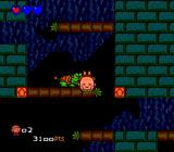 Bonk 3: Bonk's Big Adventure TurboGrafx-16 Bonk has strong teeth!