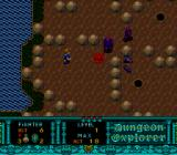 Dungeon Explorer TurboGrafx-16 Destroy the monster generators to avoid dangerous situations