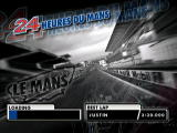 Le Mans 24 Hours Dreamcast Loading Screen