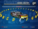 Le Mans 24 Hours Dreamcast Name Entry