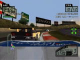 Le Mans 24 Hours Dreamcast Cockpit View 2