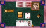 Hoyle Classic Card Games DOS Playing Gin Rummy