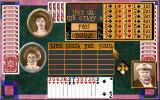 Hoyle Classic Card Games DOS Playing bridge
