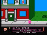 The Simpsons: Bart vs. the Space Mutants NES Got the spray bottle!