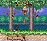 The Magical Quest Starring Mickey Mouse SNES This mid-boss keeps showing up in different forms.