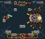 The Magical Quest Starring Mickey Mouse SNES The second boss