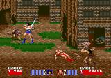 Golden Axe II Genesis It just wouldn't be a true beat 'em-up without a two-player co-op mode
