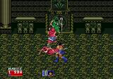 Golden Axe II Genesis Between the levels there's usually a short intermission where you have to beat up green & red mages to get health- and magic power-ups