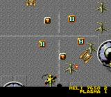 Firepower 2000 Genesis A circle of power-ups