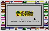 Safe as Houses Atari ST Lets select a piece to play with