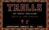 Trolls Atari ST Title screen