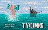 Tycoon Atari ST Title screen