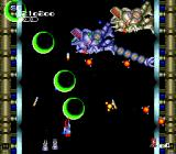 Final Soldier TurboGrafx-16 The first boss
