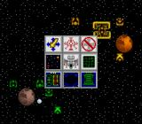 War 3010: The Revolution SNES The first battle, combat options