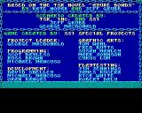 Curse of the Azure Bonds Amiga Credits SSI