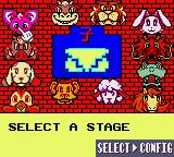 Shanghai Pocket Game Boy Color Zodiac stage choice.