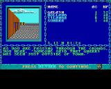 Curse of the Azure Bonds Amiga ...you'll have to wait for the royals