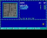 Curse of the Azure Bonds Amiga Area map view